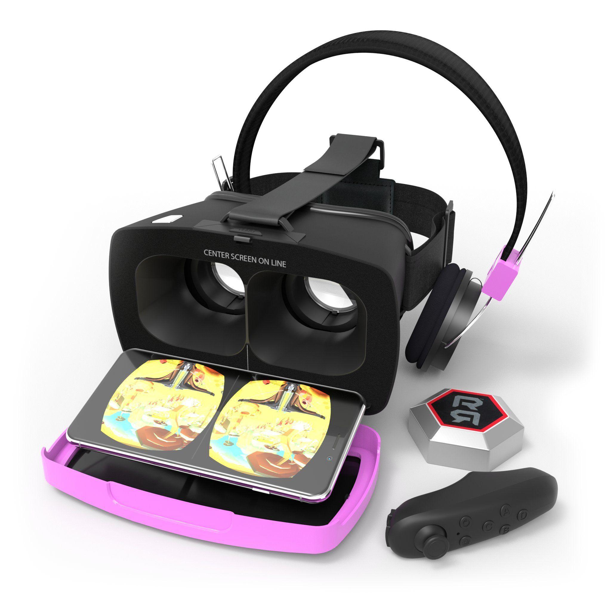 Tzumi Dream Vision Kids 360 Mixed Reality VR Headset â
