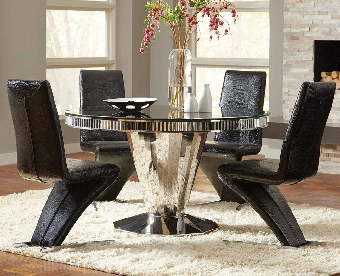 Follow Us On Facebook Facebook Com Fullyfurnishedlv Shop Online Www Fullyfurnishedlv Com Financing Available F Round Dining Table Dining Table Round Dining