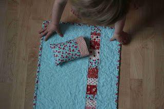 Doll bedding tutorial