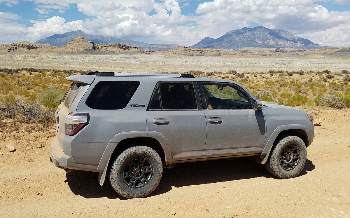 toyota 4runner trd pro cement things that go zoom pinterest toyota 4runner trd 4runner. Black Bedroom Furniture Sets. Home Design Ideas