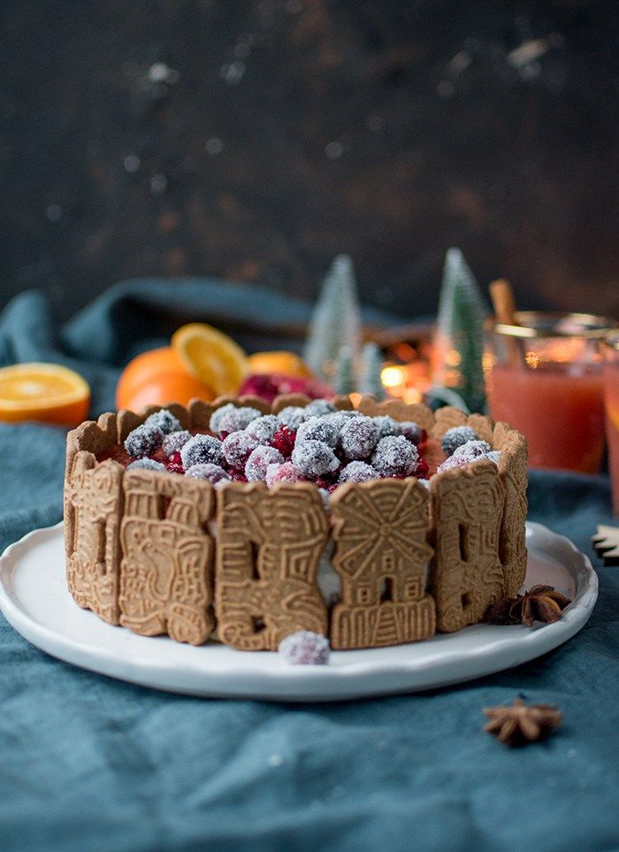Zimt Mousse Torte ⋆ Knusperstübchen