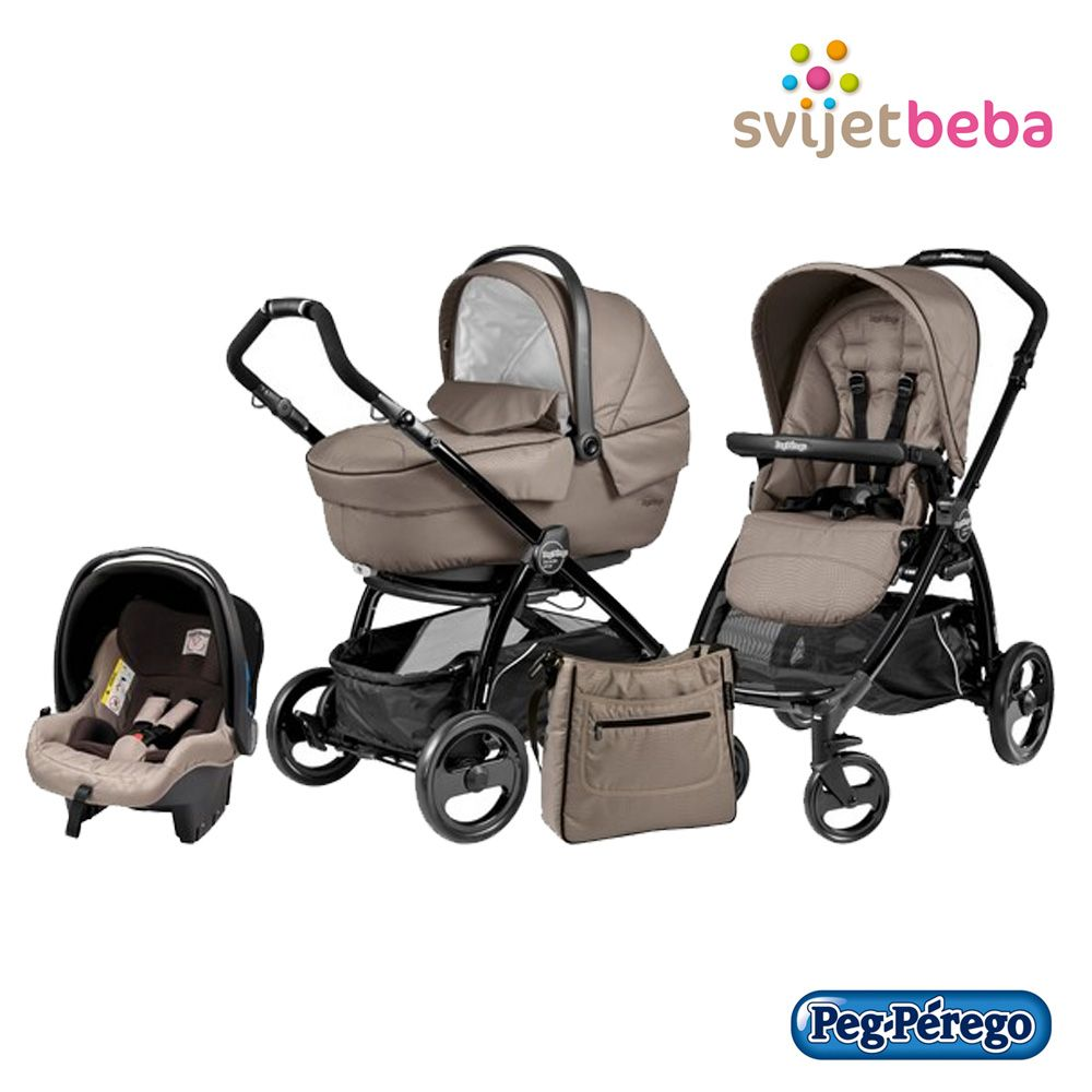 Poussette Peg Perego Trio Cross Pinterest