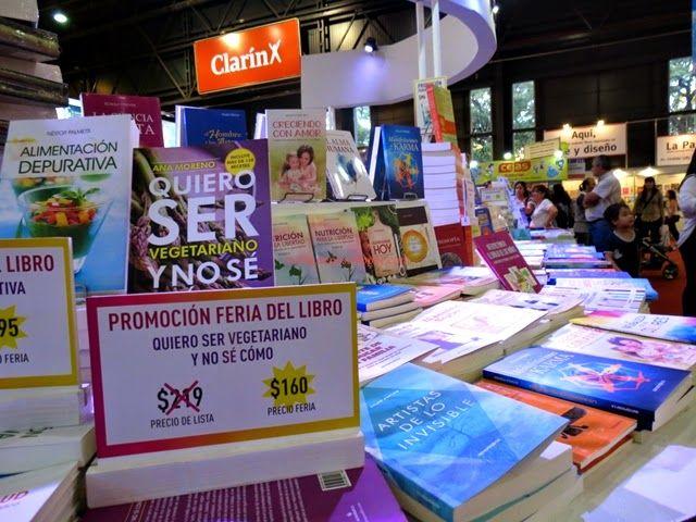 De Passeio Por...: 41° Feira Internacional do Livro em Buenos Aires 2015
