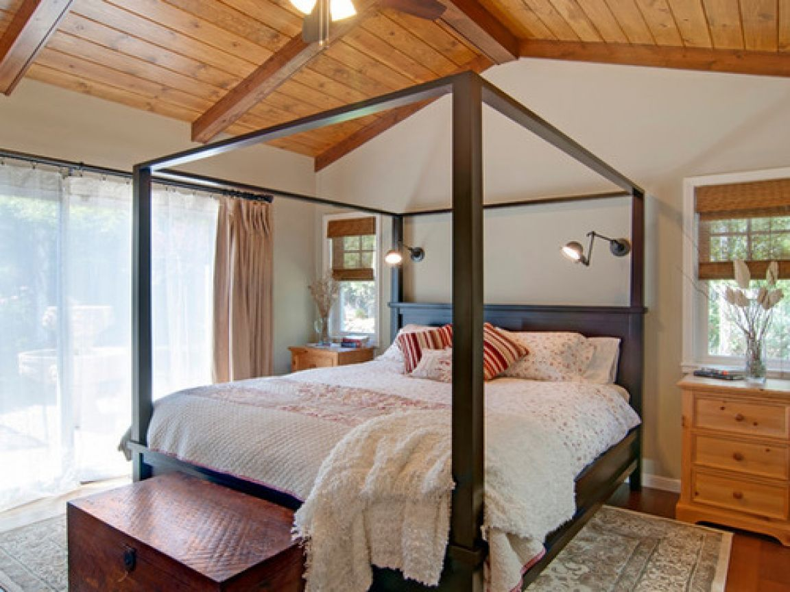 Knotty Pine Ceiling Planks Knotty Pine Bedroom Ceilings Knotty Pine ...