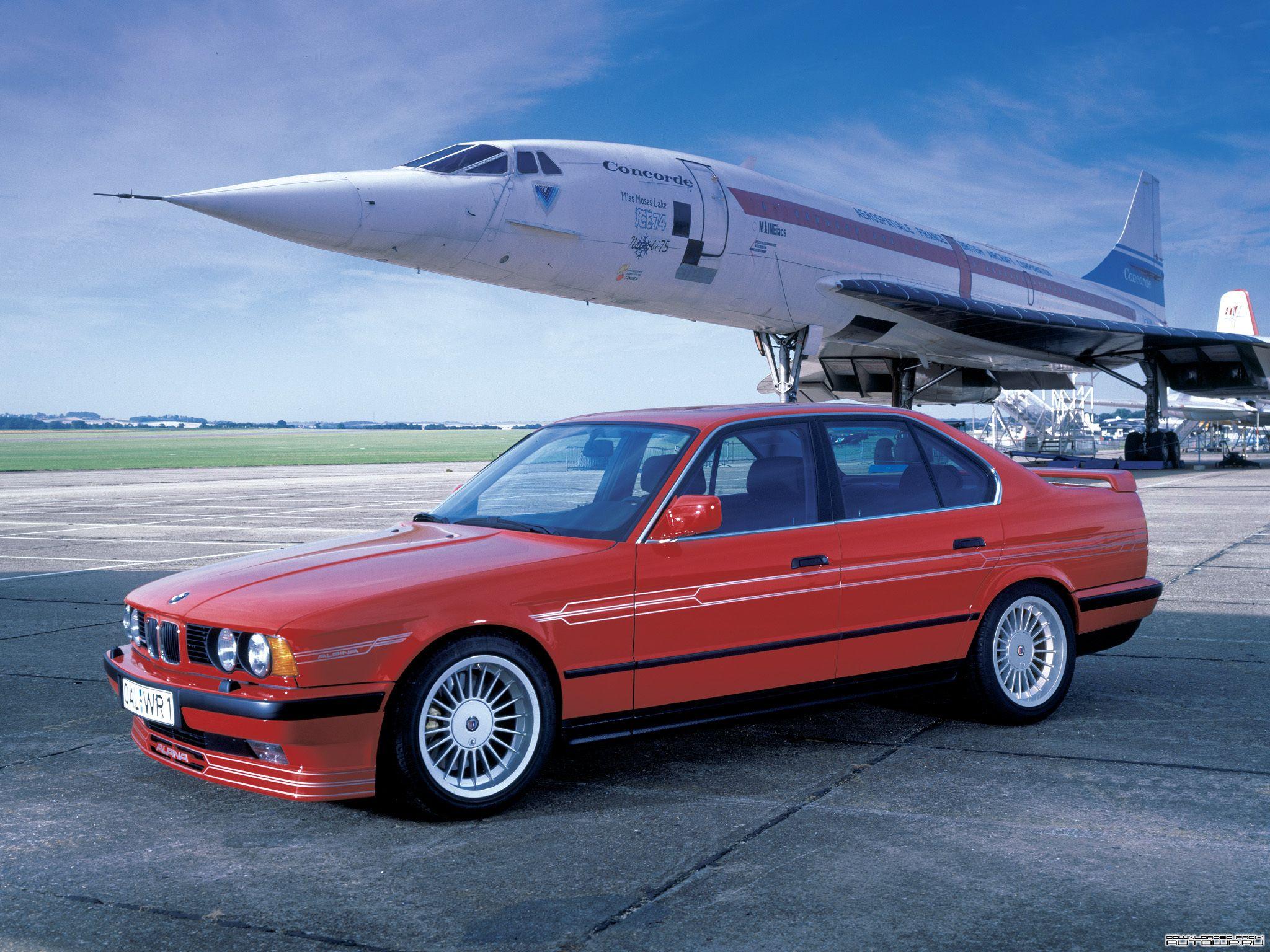 Alpina B10 Biturbo Bmw Alpina Bmw E34 Bmw Classic