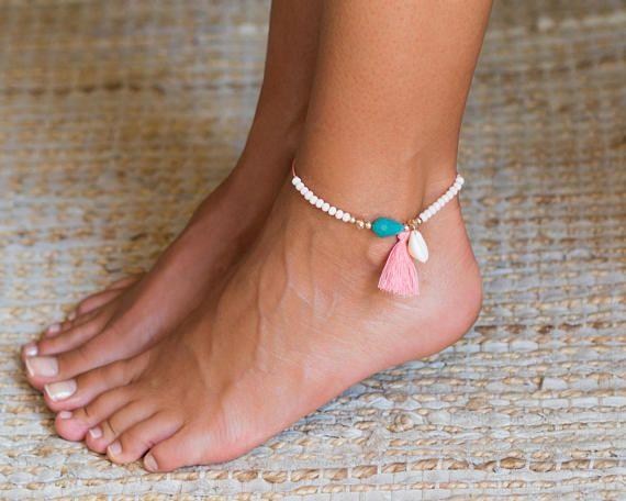 Beach Ankle Bracelet For S Womens Anklet