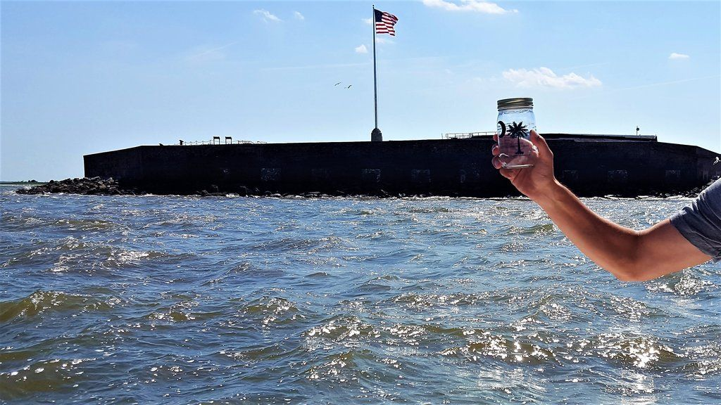 where is fort sumter located