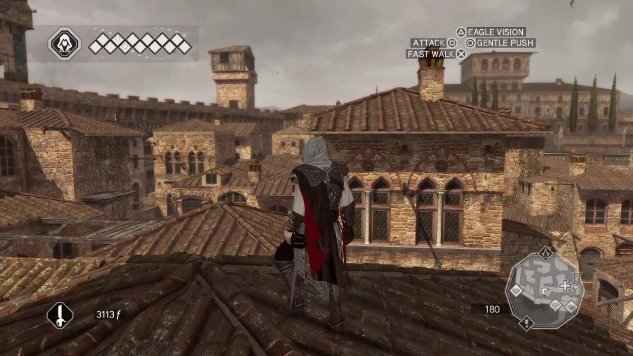 Nice Assassin S Creed 2 Ezio Collection 100 Playthrough Part 7