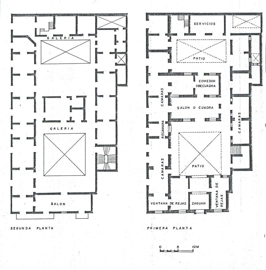 planos de casas con zaguan