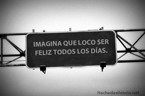 Solo imagina... #frase #español