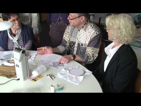 Pour l'Amour du Fil 2011 - Cours de Hubert Valeri - YouTube