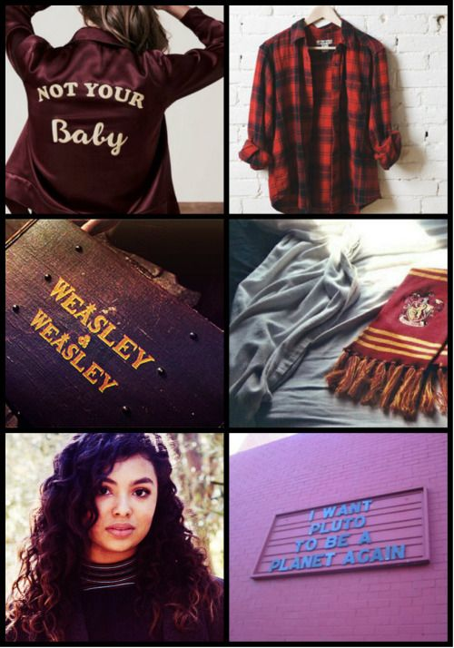 "Harry Potter, Next Gen, Aesthetic ~ Roxanne Weasley Face Claim: Jessica Sula ""I'm not interested in being polite or heterosexual"""