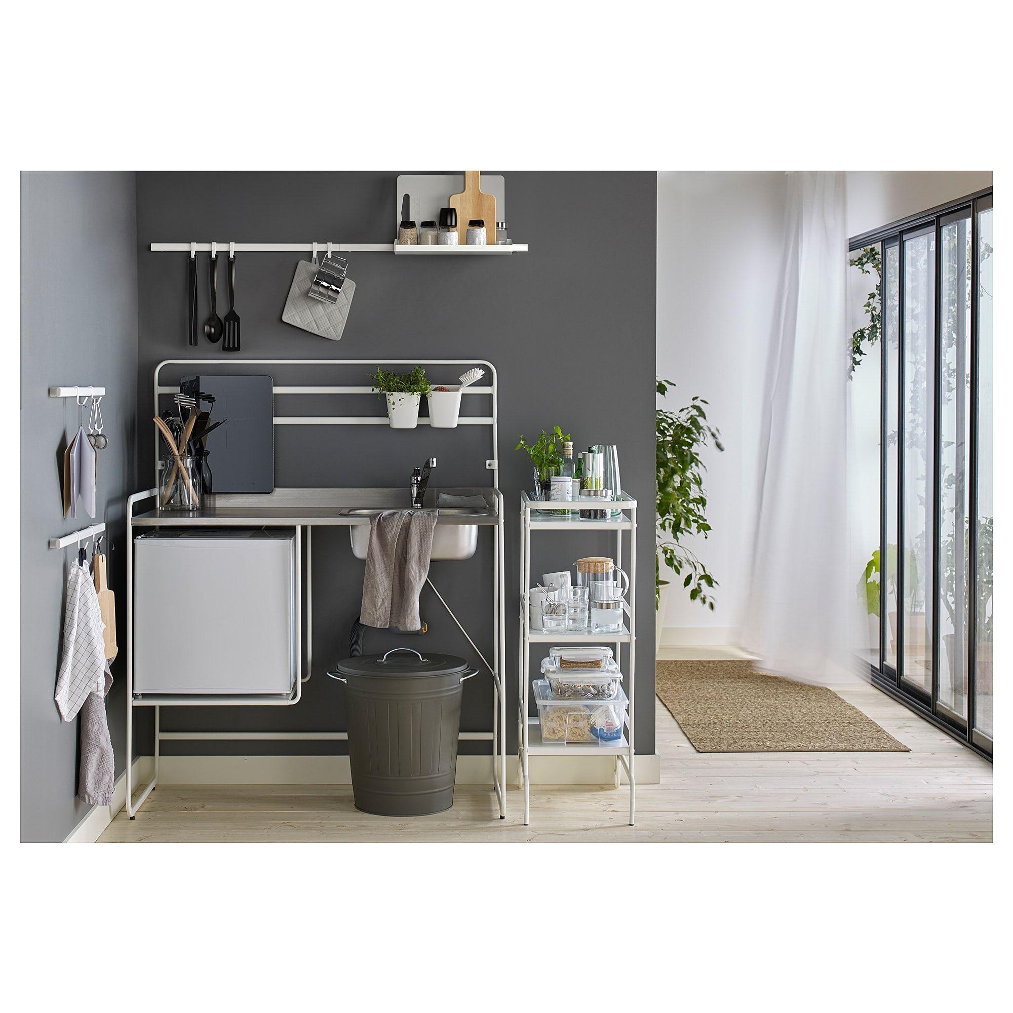 SUNNERSTA Shelf Mini kitchen, Ikea, Kitchen design