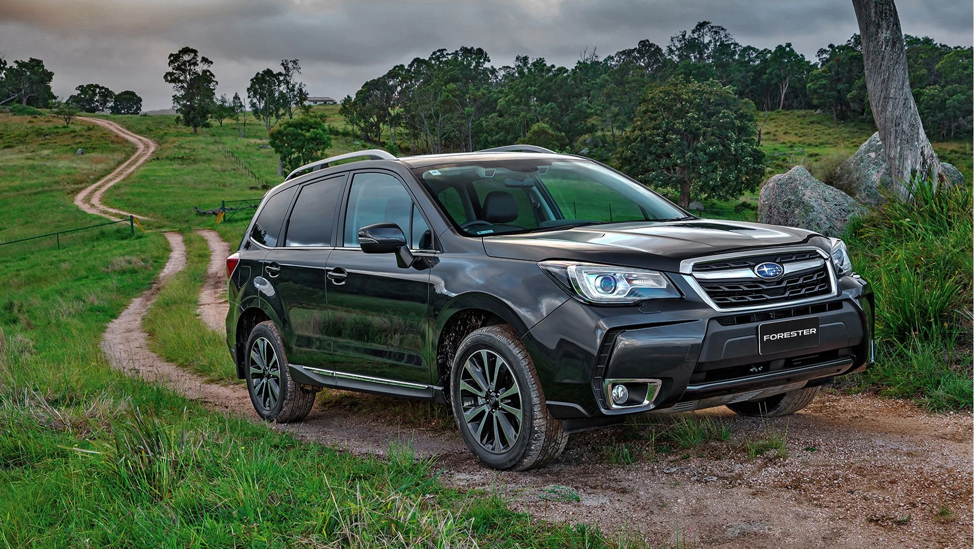The 2016 subaru forester update brings a significant revision to the car s suspension setup as