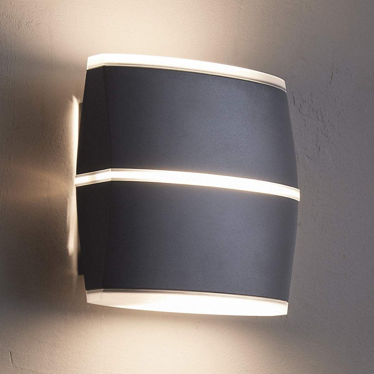 Aussenleuchte Mit Bewegungsmelder Weiss Led Aussenleuchte Edelstahl Aussenwandleuchte Bewegungsmelder An Aussenwandleuchte Wandlampe Lampe Mit Bewegungsmelder