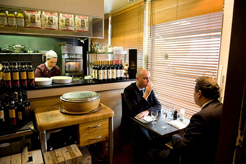 Restaurant Il Passatempo 32 Rue De Namur 1000 Bruxelles Pentagone