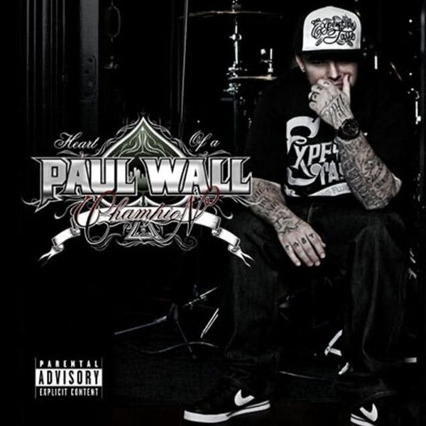 Paul Wall Heart Of A Champion Paul wall, Rap city