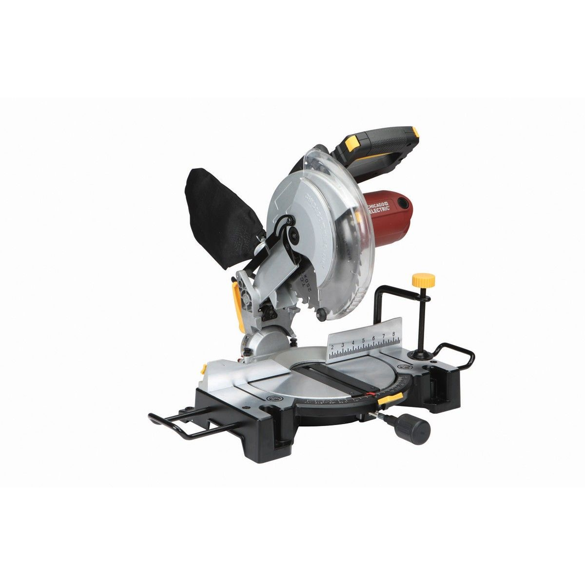 10 in. Compound Miter Saw with Laser Guide System   DIY ideas
