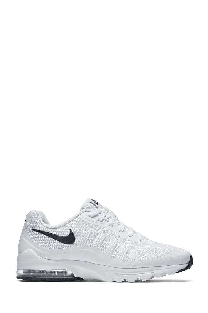 hot sales picked up another chance Mens Nike White Air Max Invigor - White | Products in 2019 ...
