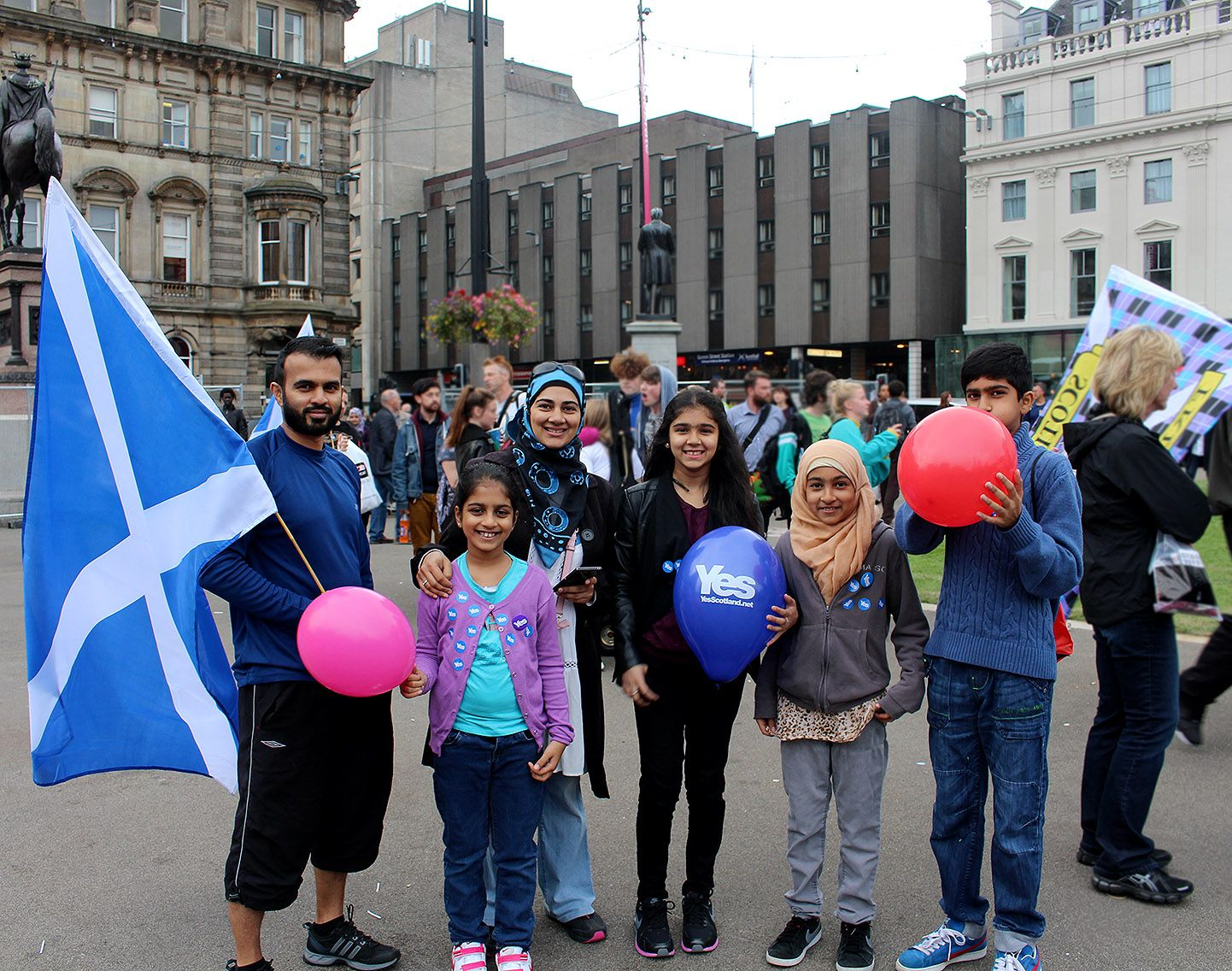 Scottish Nationalism is NOT what the media has portrayed it as!