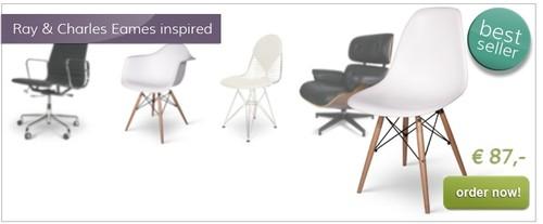 http://emfurn.com | Furnicons.com Eames Stühle, Eames Bürostühle und der Eames Loungechair online. Designer mobel Barcelona Chair, Eames chair, Panton chair und mehr #barcelona chair replica
