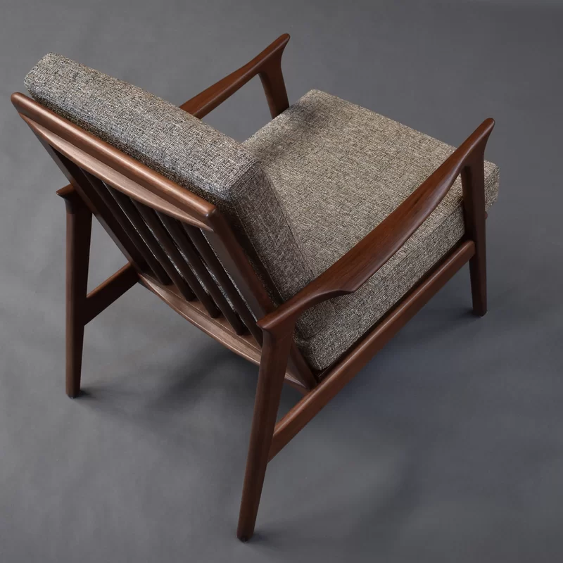 Copenhagen Lounge Chair Allmodern With Images Mid Century