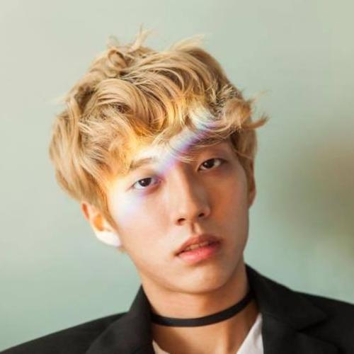 Asian men on blondea