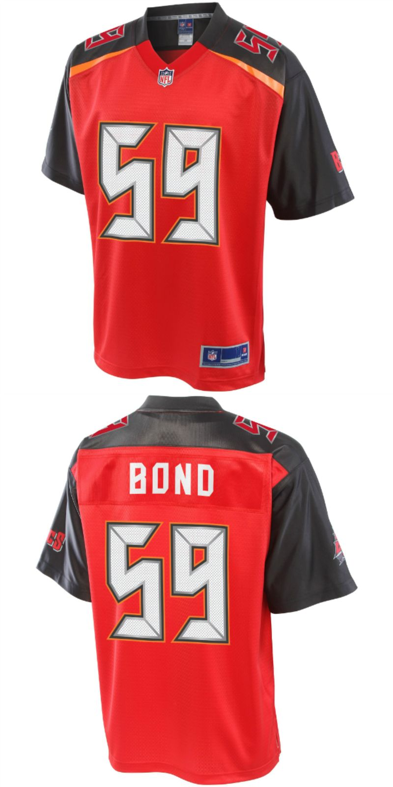 Up To 70 Off Devante Bond Tampa Bay Buccaneers Nfl Pro Line Player Jersey Red Tampa Bay Buccaneers Atlanta Falcons T Shirt Nfl Jerseys Tampa Bay Buccaneers