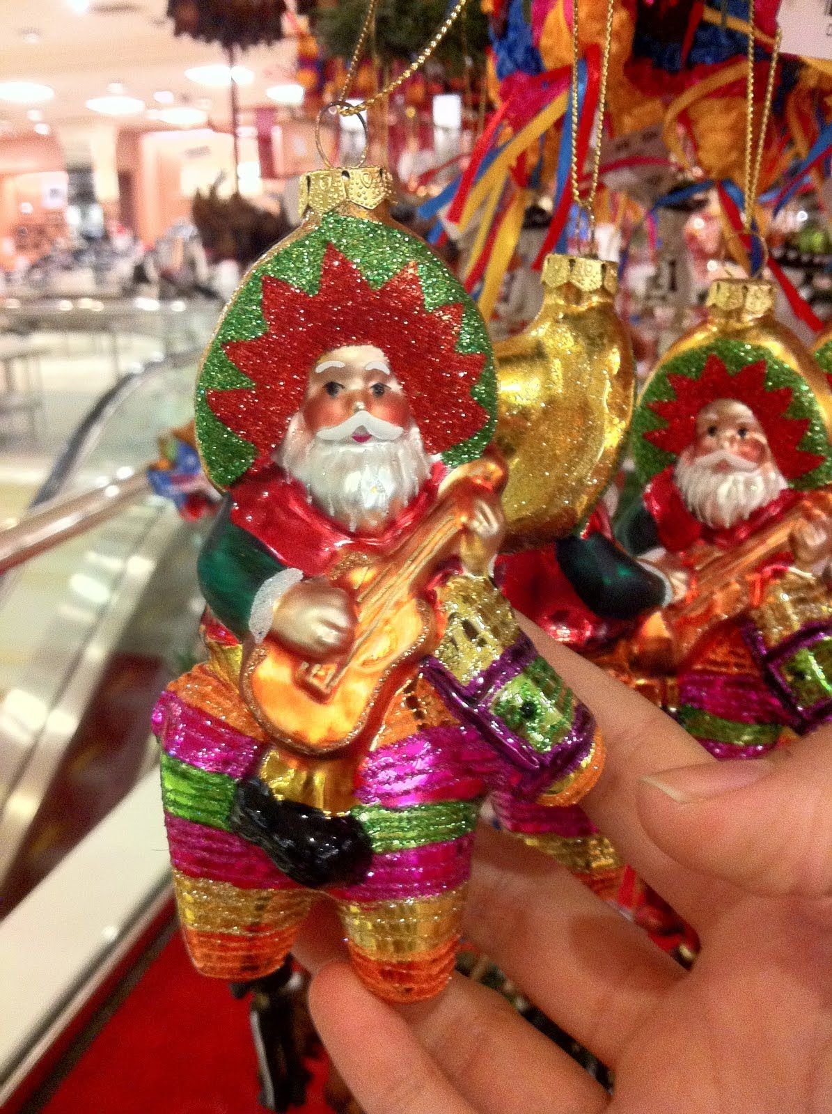 Mexican Christmas Traditions.Jeannie S Obsessions Mexican Ornaments Christmas
