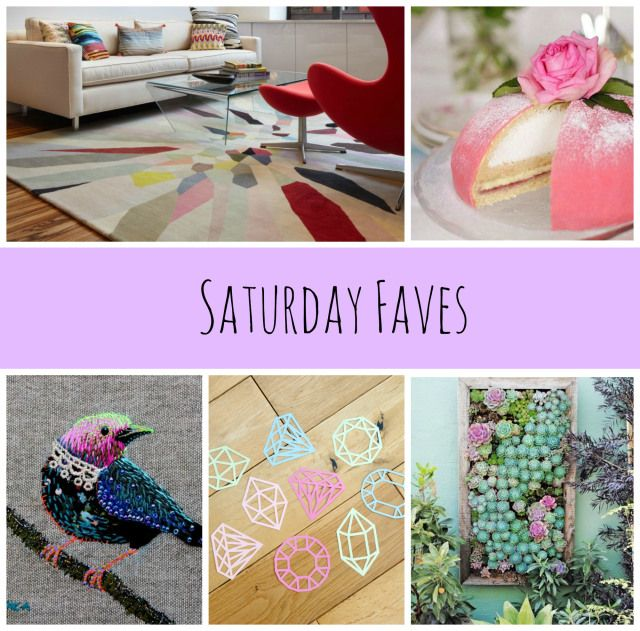 Saturday Faves 29/03/14