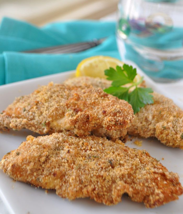 Easy Oven Fried Chicken Recipe Makes Last Minute Chicken