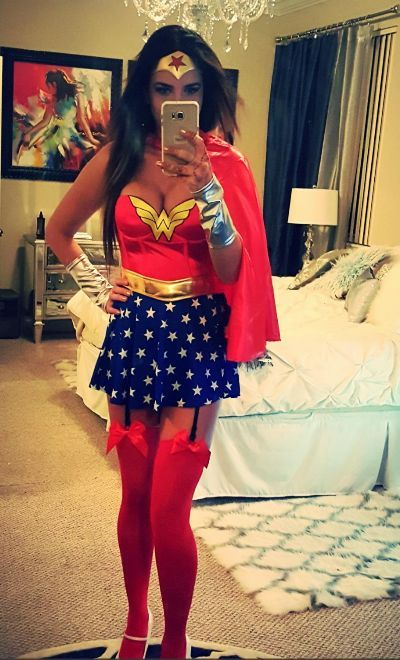 ((it is NOT out of stock)) Sexy Wonder Woman u2013 Shop Lemonade Apparel - Sexy Halloween Costume 2016 - available in plus size - Red White u0026 Blue Stars Skirt ... & Sexy Wonder Woman u2013 Shop Lemonade Apparel - Sexy Halloween Costume ...