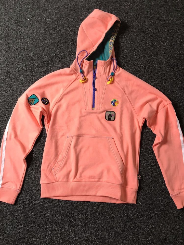 dfa54b4c37533 Pharrell Williams x Adidas Human Race Hiking Hoodie - Pharrell Human Race  Hoodie  adidas  Hoodie