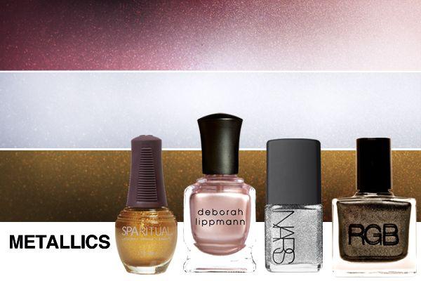SpaRitual Solstice, Deborah Lippmann Glamorous Life, NARS Space Odessey, RGB Cosmetics Seal