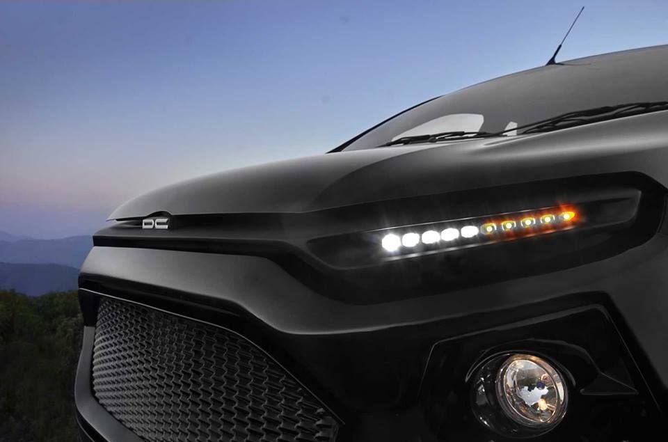 Dc Modified Ford Ecosport Pics Motoroids Com Dream Cars