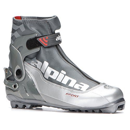 Alpina S Combi Sport Series CrossCountry Nordic Ski Boots - Alpina nordic boots