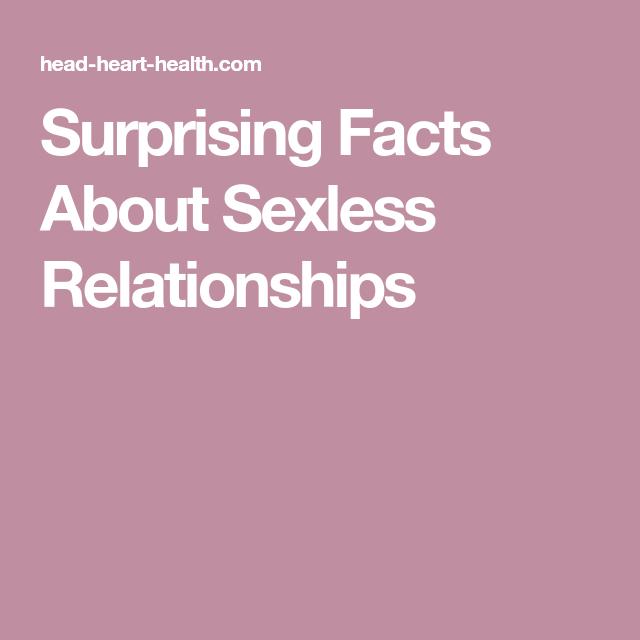 Sexless relationship