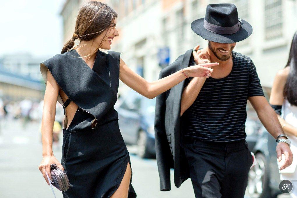 Black is the only color : Photo voglio quel vestito.