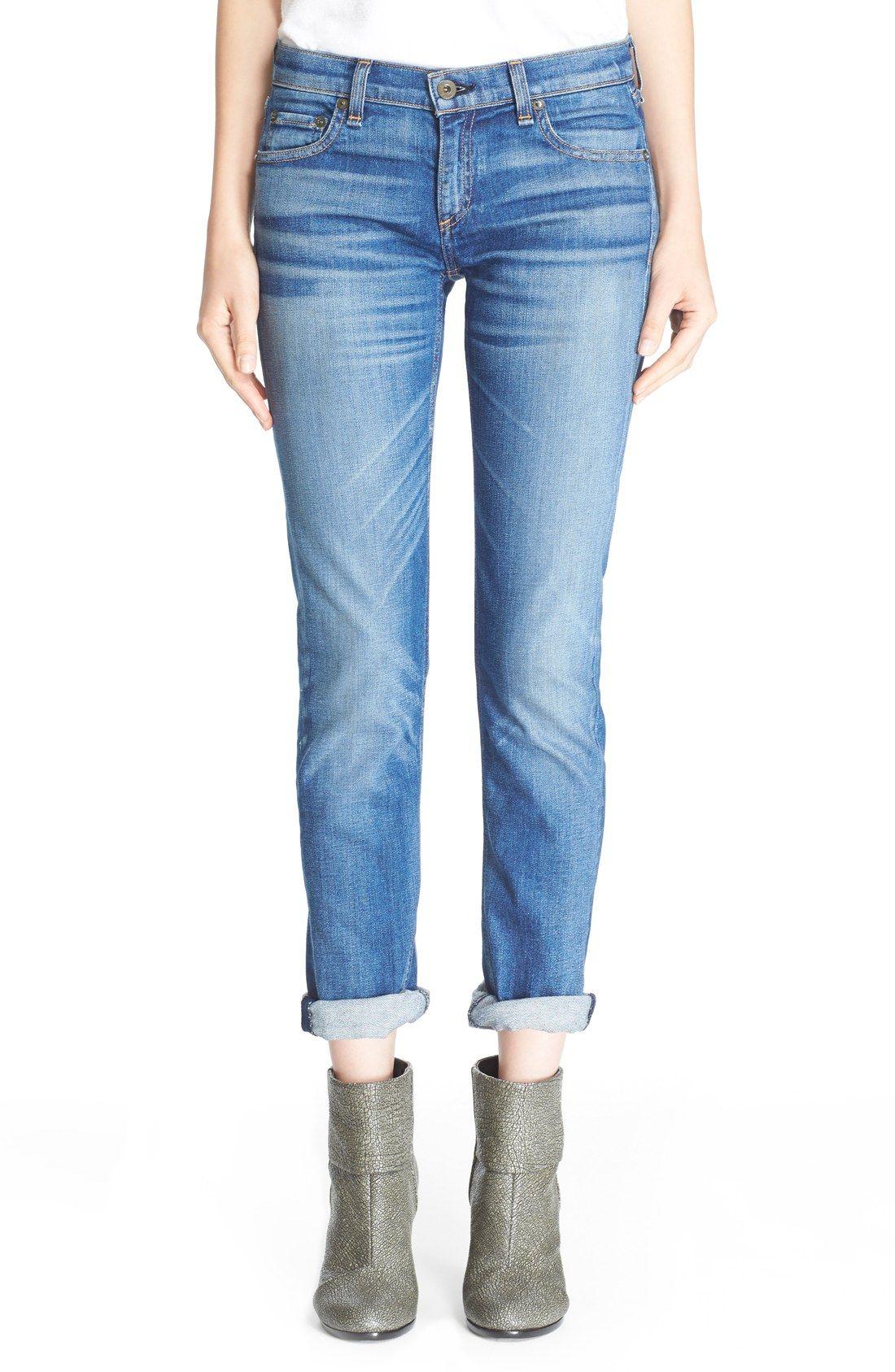 rag & bone/JEAN 'The Dre' Slim Fit Boyfriend Jeans ...