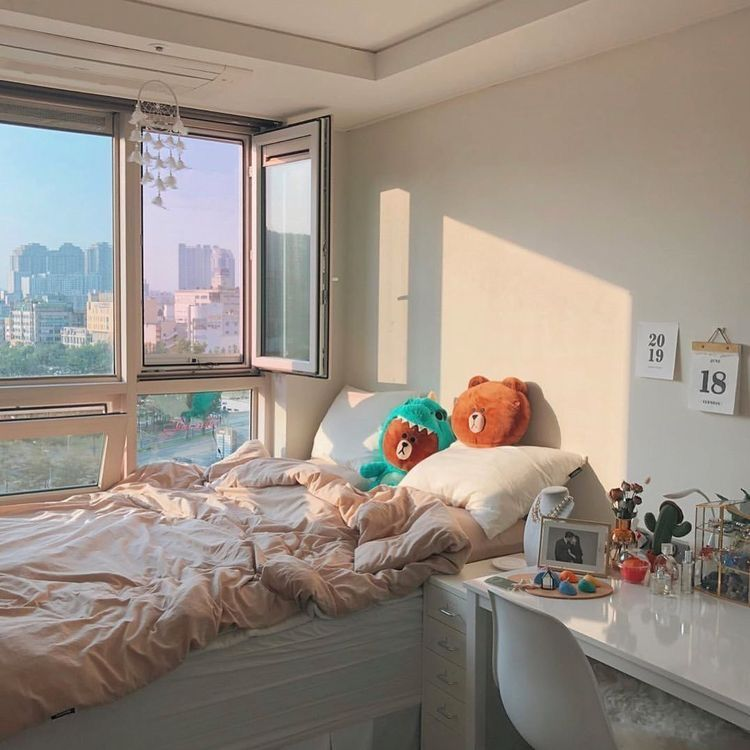 Korean Style Bedroom Aesthetic Korean Room Decor Novocom Top