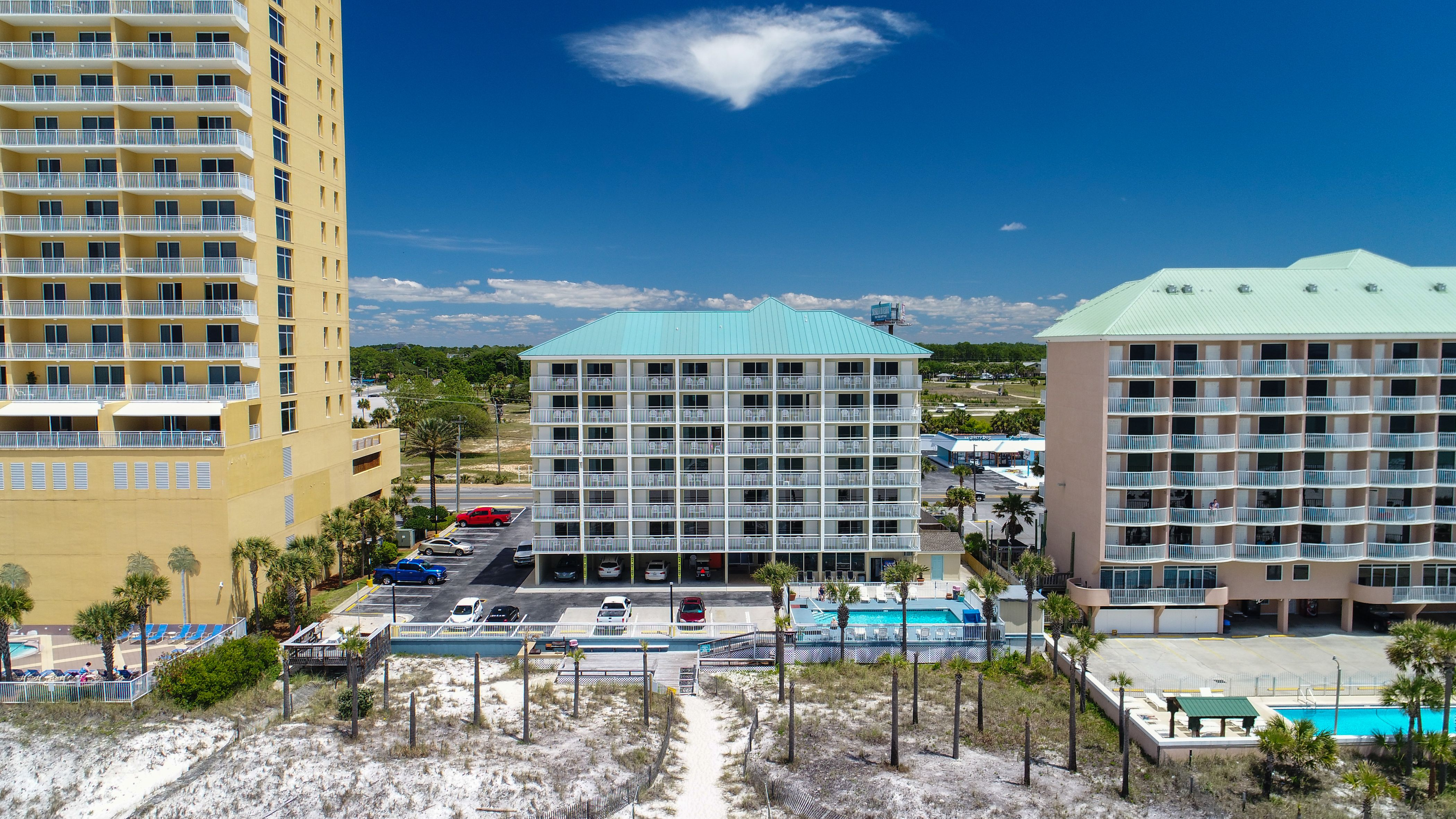 Panama City Beach Hotels >> Beach Tower By The Sea Panama City Beach Fl