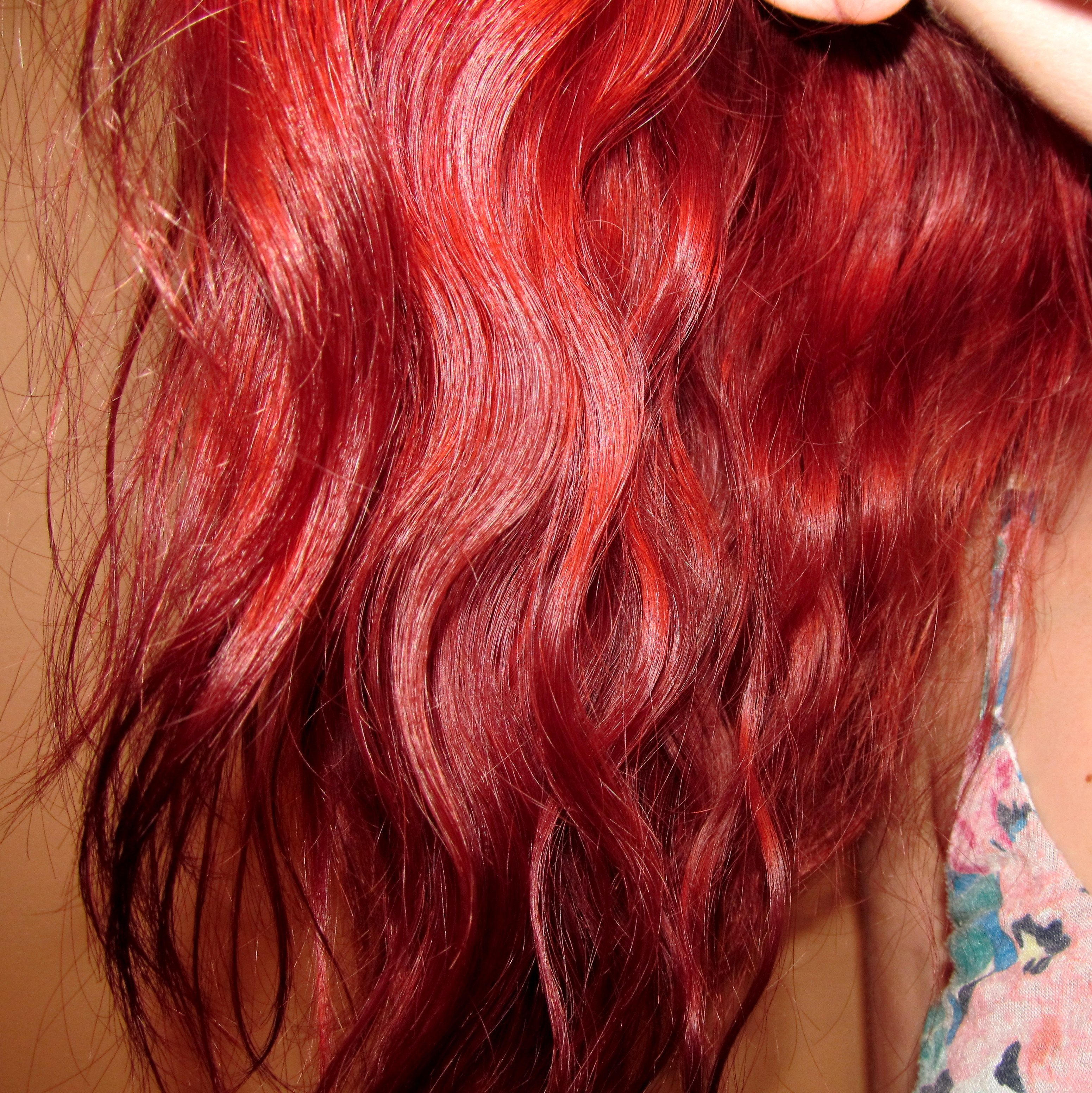 How To Make Red Hair Last Longer With Images Red Hair Upkeep