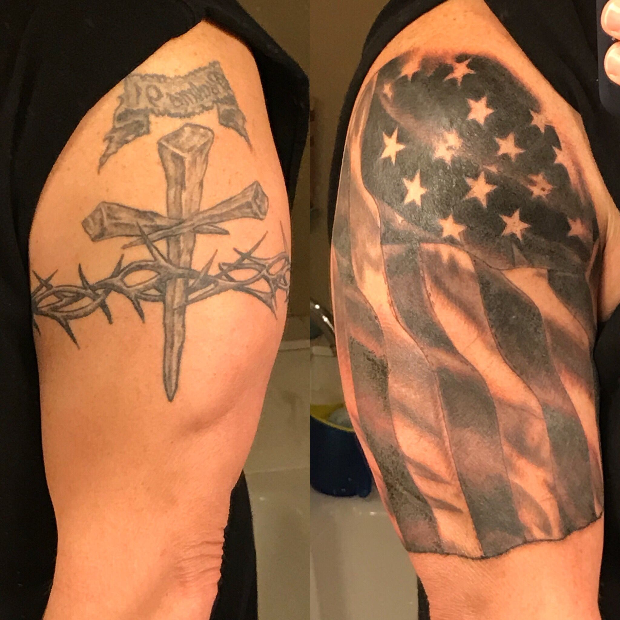 God And Country Tattoo Ideas Tattoos God Finals