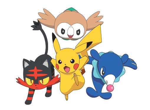 Avance De La Serie Pokemon Sol Y Luna De Jcc Pokemon Pokemon Sol Pokemon Realista Personajes De Dragon Ball