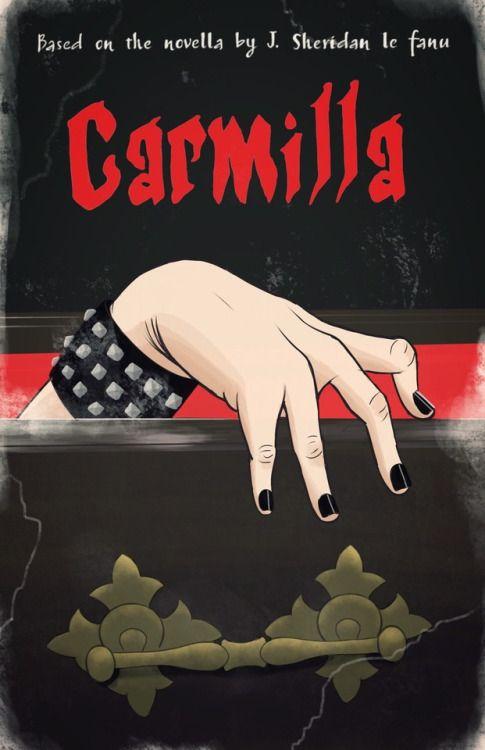 breannimate: Carmilla inspired by a Dracula book...