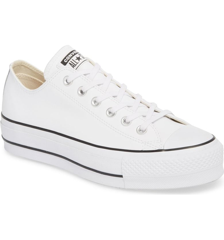 Free shipping and returns on Converse Chuck Taylor® All Star® Platform  Sneaker (Women) at Nordstrom.com. A super-chunky stacked-platform bumper  sole ... 7290d88f237