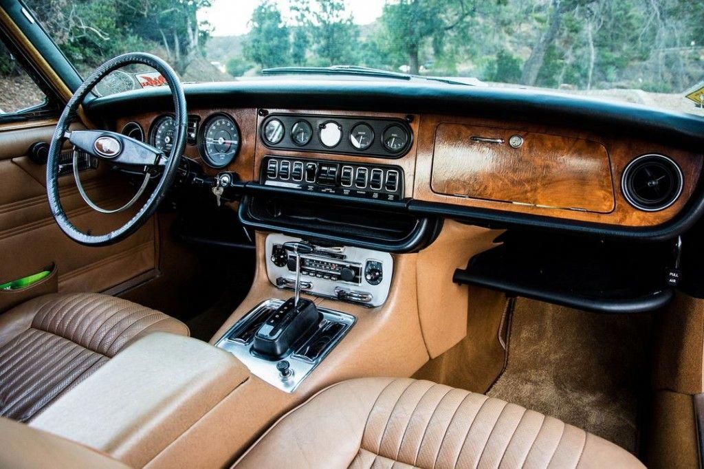 1971 Jaguar Xj6 Interior Jaguarclassiccars With Images Jaguar