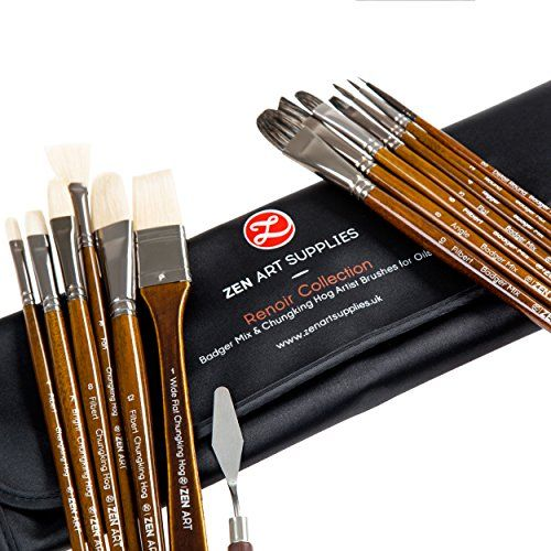 Art Paint Brushes Uk