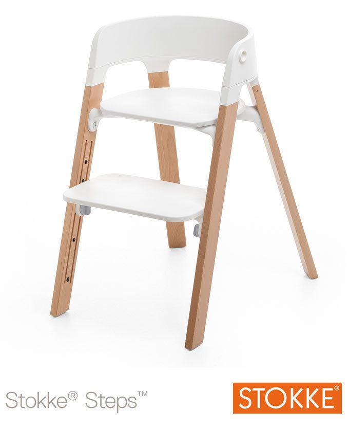 Inspirational Our high quality ergonomic seating system bines a bouncer & highchair for great flexibility A stylish solution for your baby toddler & child Stokke Simple Elegant - Inspirational stylish high chair New Design