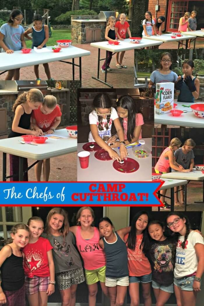 Cutthroat Kitchen Birthday Party! {An Awesome Party For ...